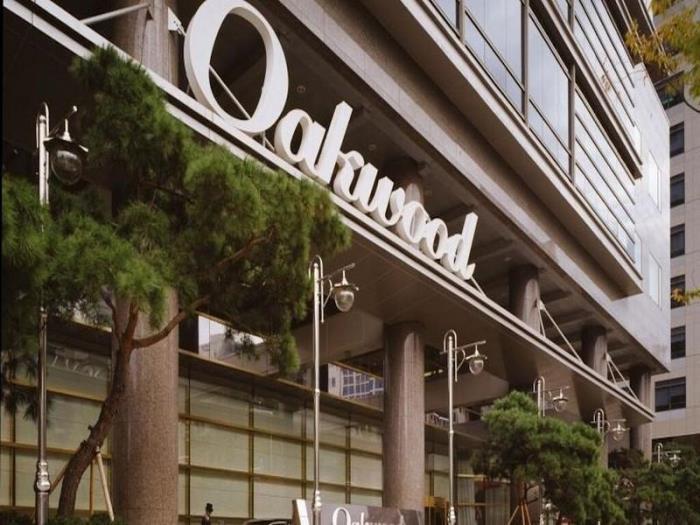 澳科沃德Coex中心酒店的圖片3