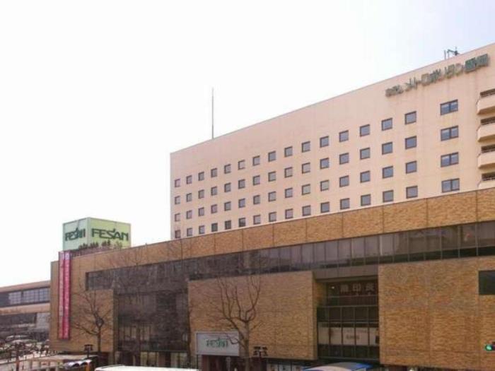 盛岡大都會酒店的圖片1
