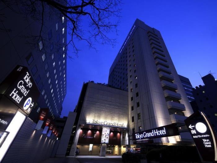 東京大酒店的圖片1