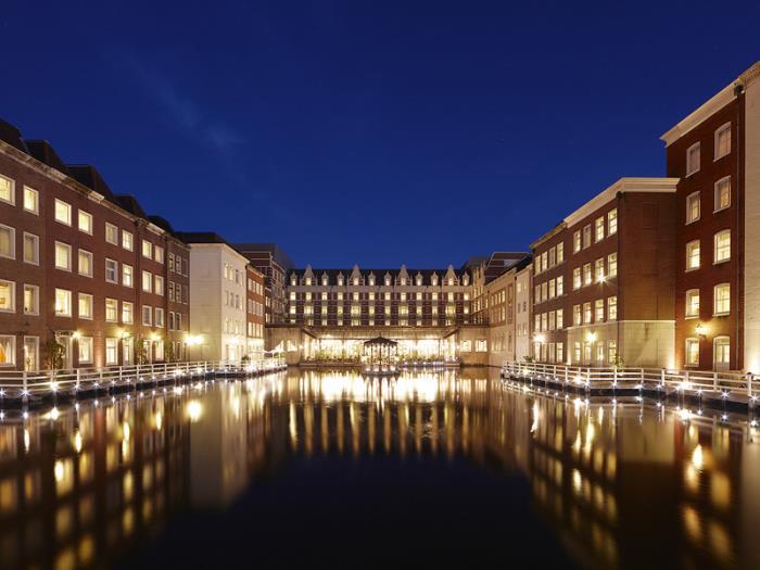 歐洲酒店的圖片1