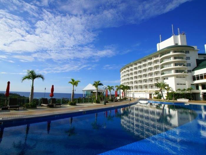 沖繩喜璃癒志海灘度假海洋Spa酒店的圖片1