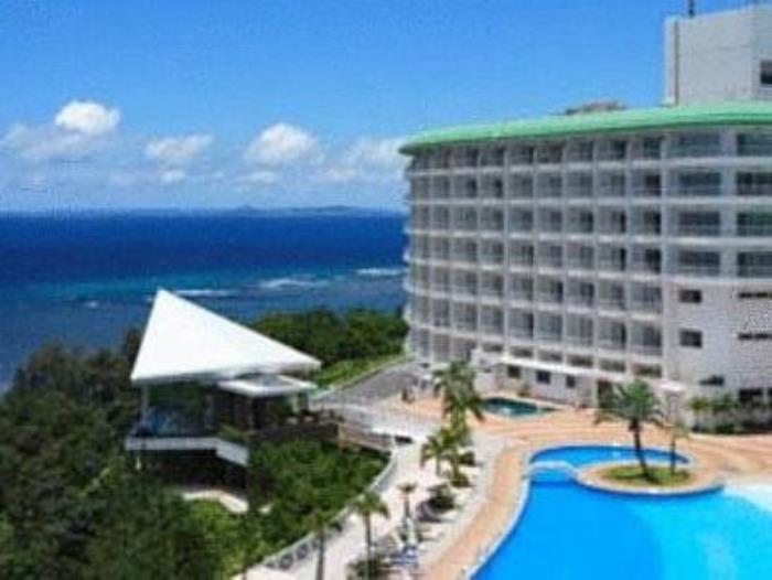 沖繩喜璃癒志海灘度假海洋Spa酒店的圖片3