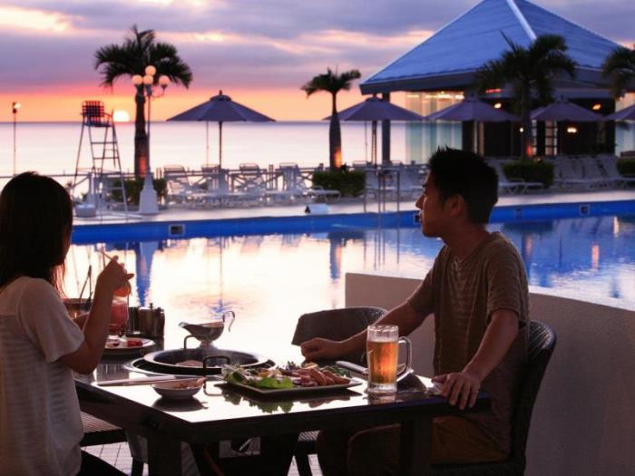 沖繩喜璃癒志海灘度假海洋Spa酒店的圖片5