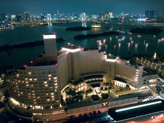 東京御台場希爾頓酒店的圖片1