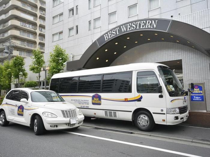 東京西葛西貝斯特韋斯特酒店的圖片3