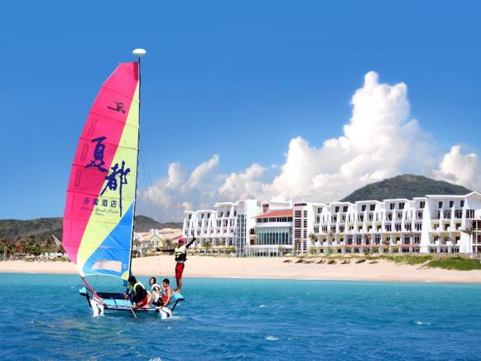 夏都沙灘酒店的圖片1
