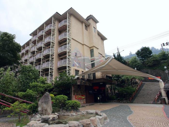 谷關溫泉飯店的圖片1