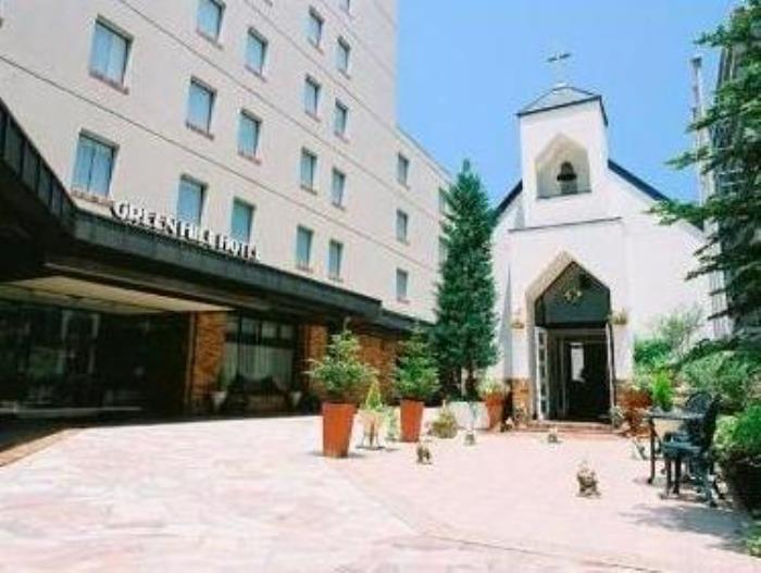 神戶綠山酒店的圖片1