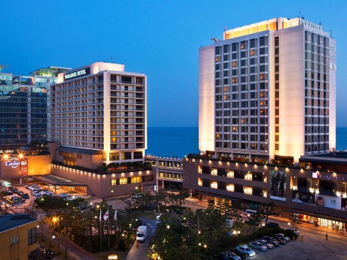 釜山樂園酒店的圖片1
