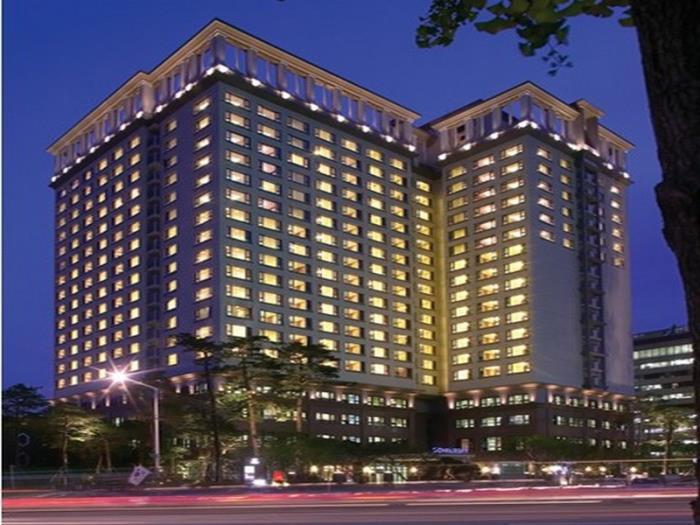 首爾薩默塞特宮殿酒店的圖片1
