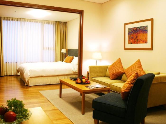 首爾薩默塞特宮殿酒店的圖片2