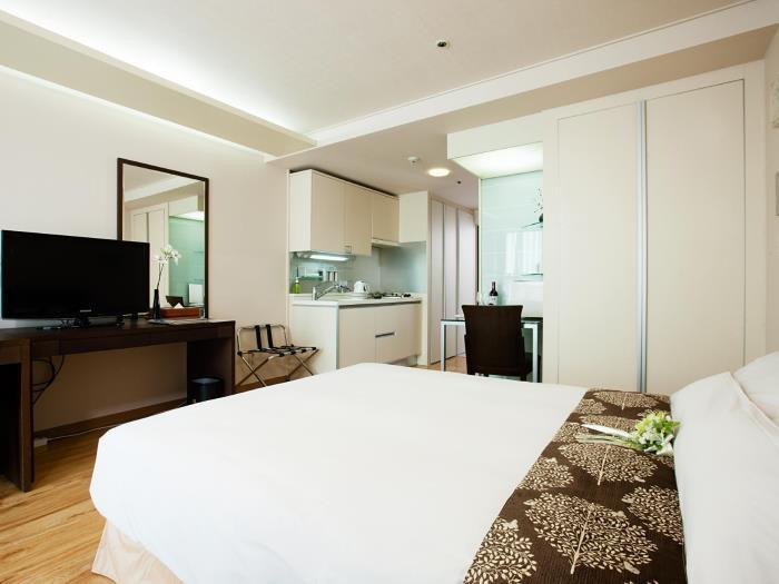 江南服務式公寓的圖片2