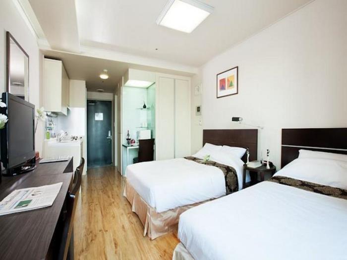 江南服務式公寓的圖片3