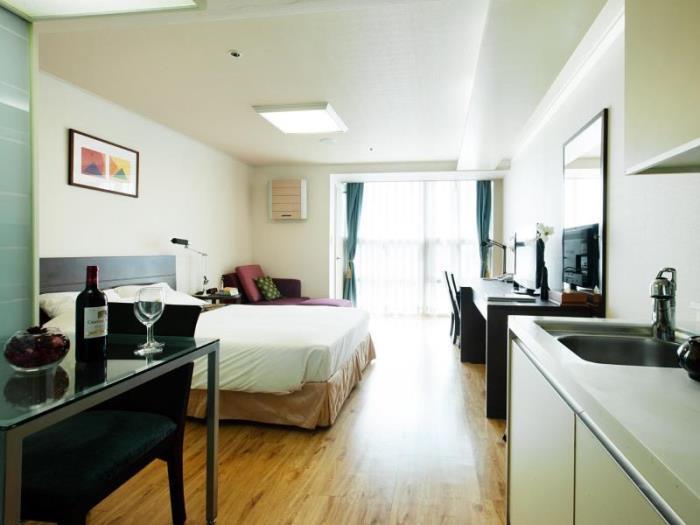 江南服務式公寓的圖片4
