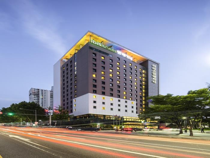 宜必思尚品首爾江南大使酒店的圖片1