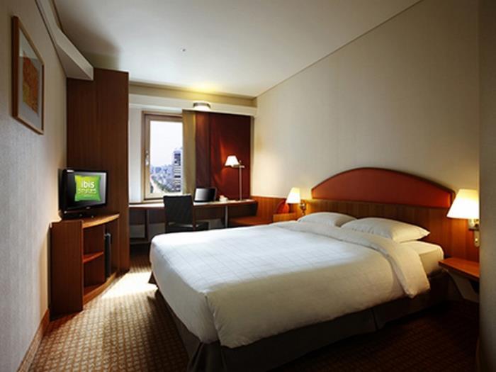 宜必思尚品首爾江南大使酒店的圖片2