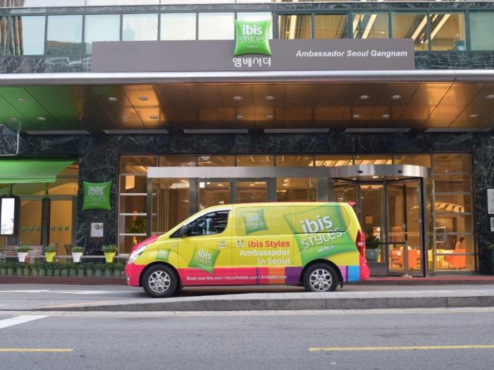 宜必思尚品首爾江南大使酒店的圖片3
