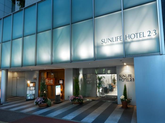 陽光活力2.3酒店的圖片1
