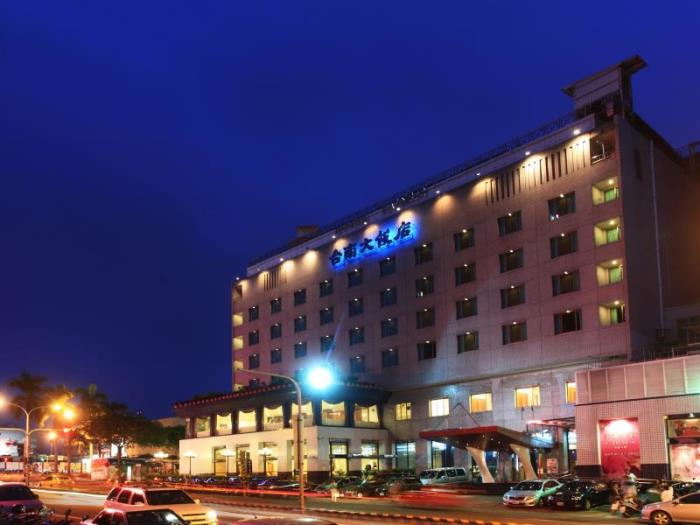 台南大飯店的圖片1