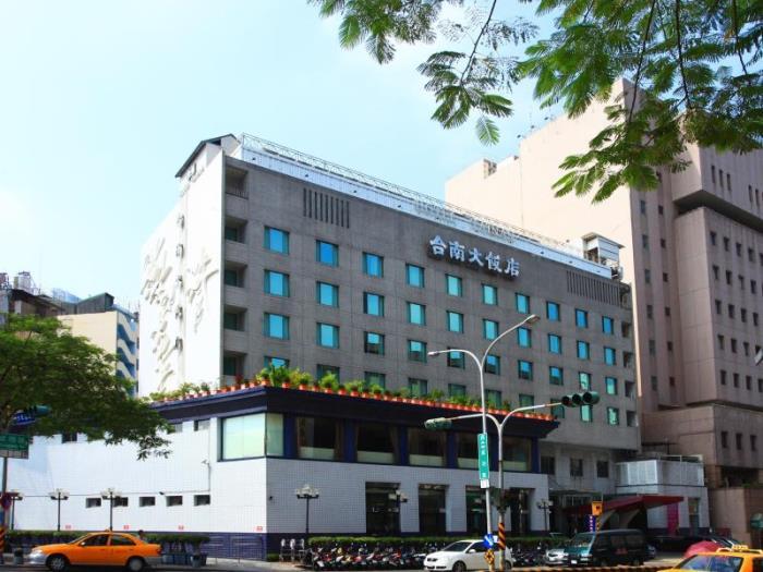 台南大飯店的圖片4
