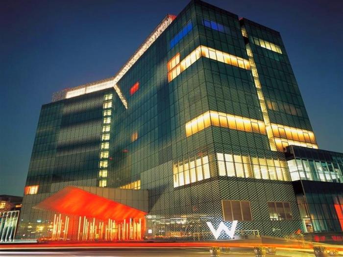 首爾華克山莊W酒店的圖片1