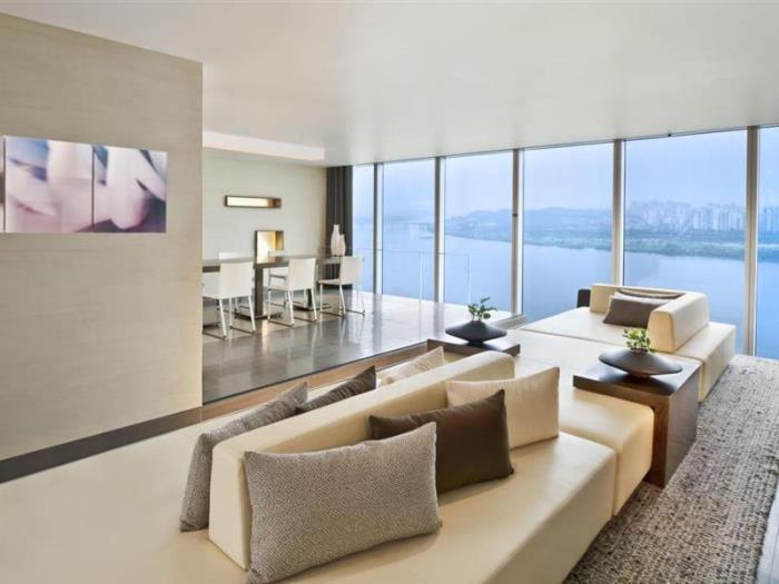 首爾華克山莊W酒店的圖片3