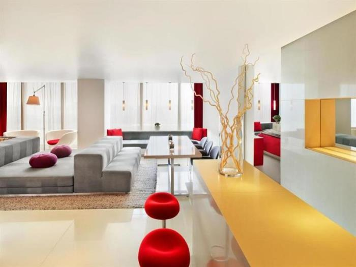 首爾華克山莊W酒店的圖片5