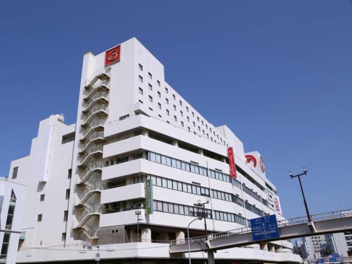 德島東急REI酒店的圖片1