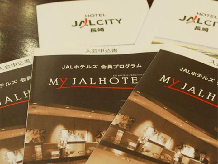 長崎日航都市酒店的圖片3