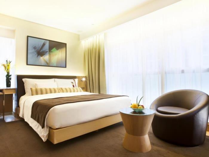 隆堡蘭桂坊酒店的圖片1