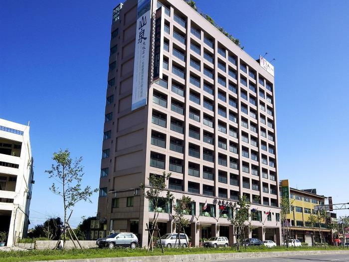 山泉大飯店的圖片1