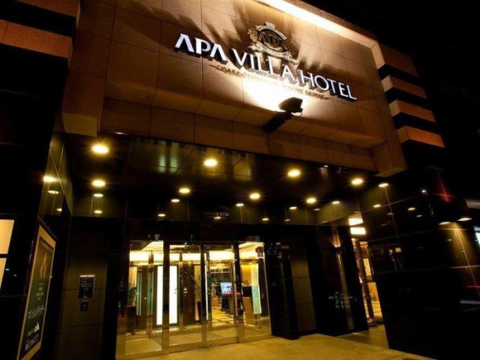 APA VILLA酒店 - 大阪谷町四丁目站前的圖片1