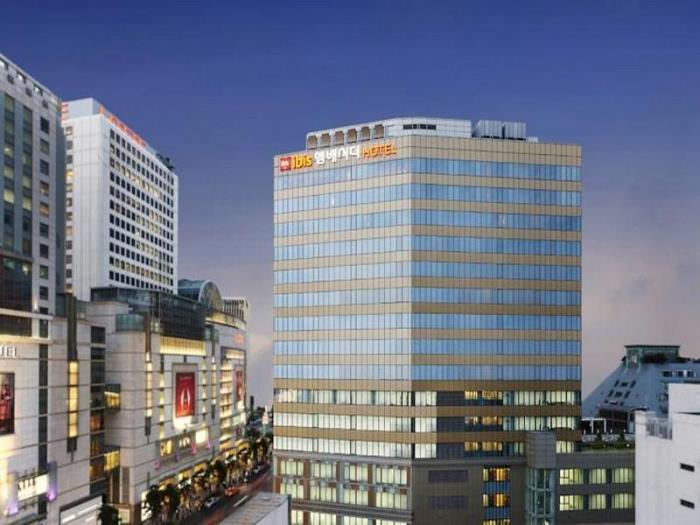首爾明洞宜必思大使酒店的圖片1