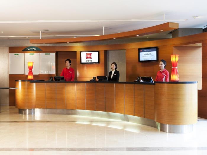 首爾明洞宜必思大使酒店的圖片4