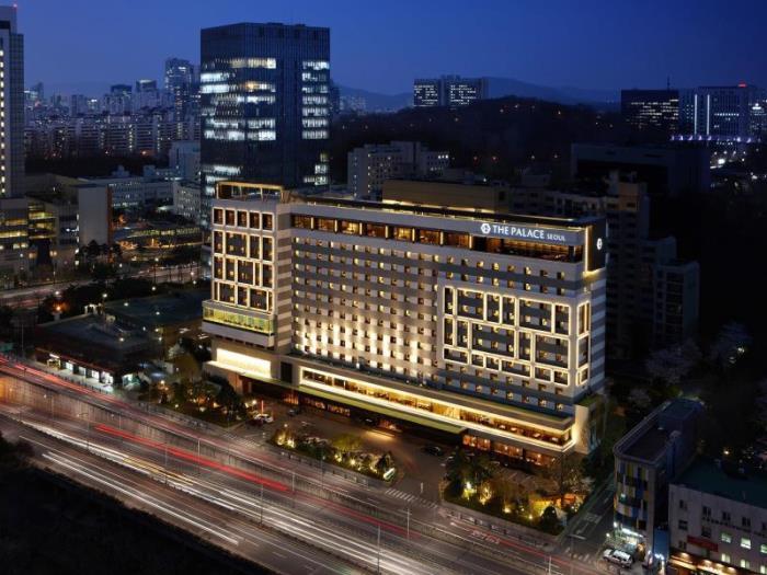 帕拉斯首爾酒店的圖片1