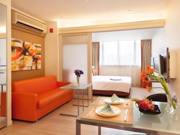 香港馨樂庭亞士厘服務公寓的圖片4