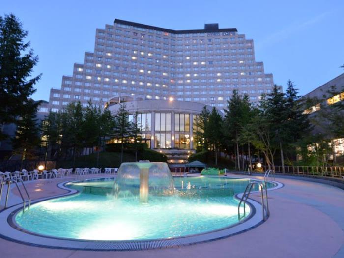 利時達豬苗代大酒店Wing Tower的圖片1