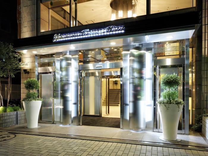 橫濱國際酒店的圖片1