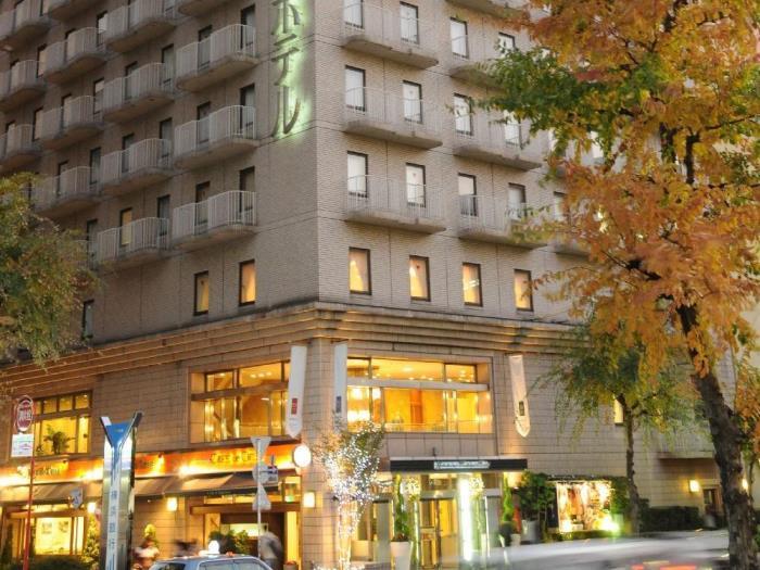 橫濱國際酒店的圖片3