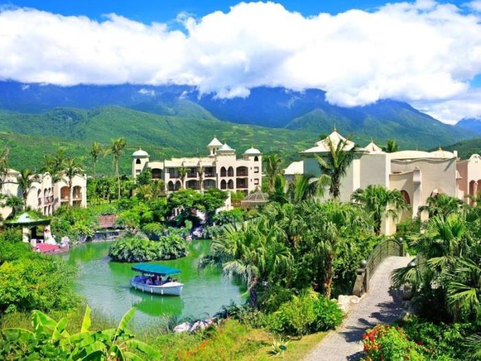 理想大地渡假飯店的圖片1