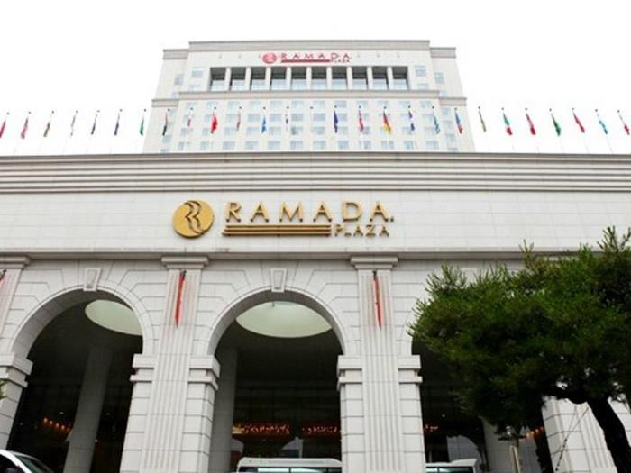 華美達廣場酒店 - 清州的圖片1