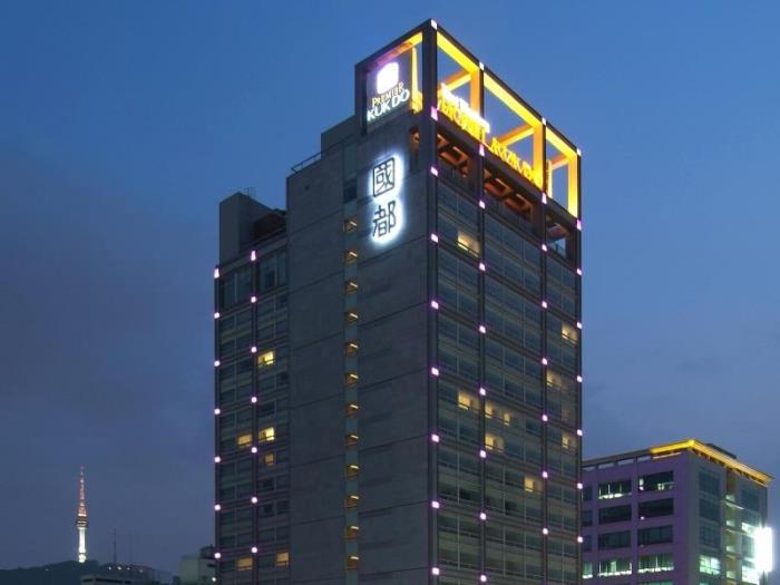 貝斯特韋斯特高級酒店 - 國都的圖片1