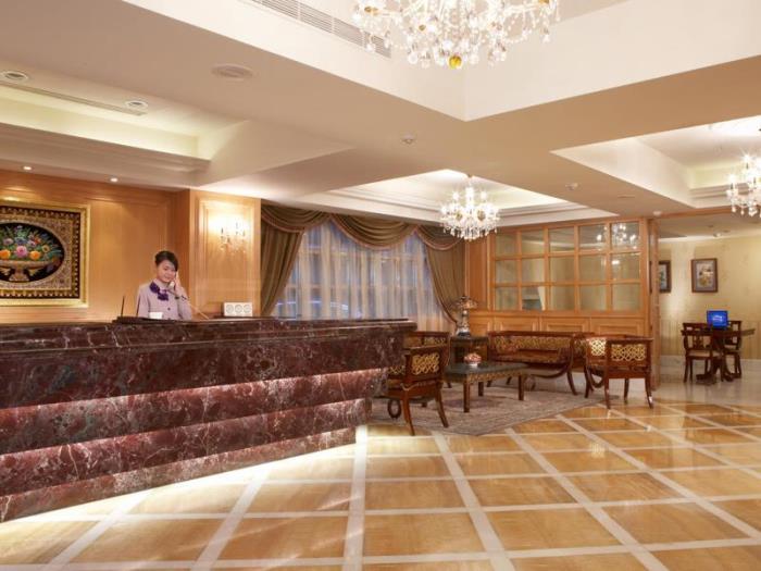 皇家季節酒店台北館的圖片3