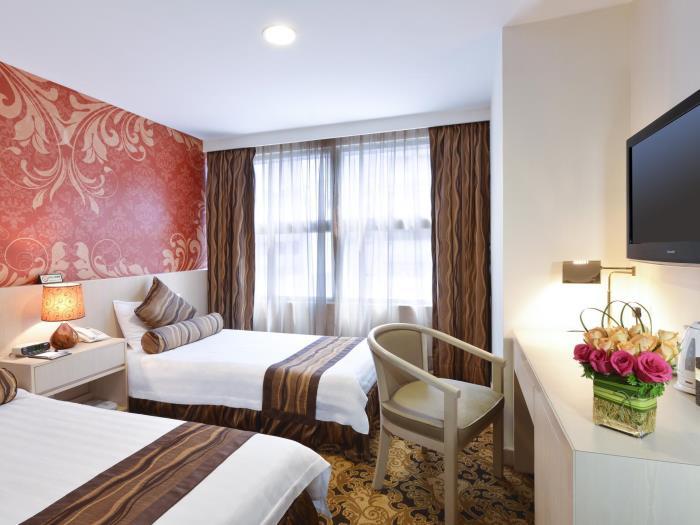 華登酒店的圖片1