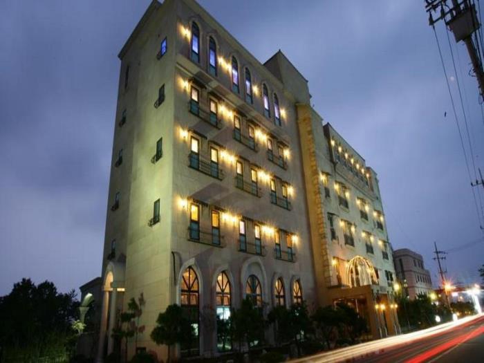 仁川機場海濱酒店的圖片1