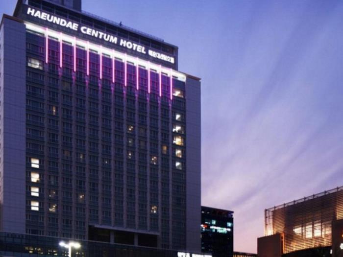 海雲臺森坦酒店的圖片1