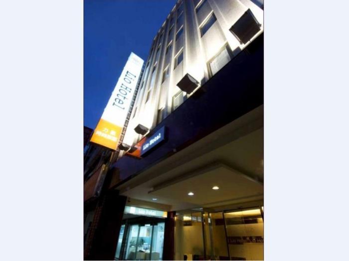 力歐時尚旅館站前館的圖片1