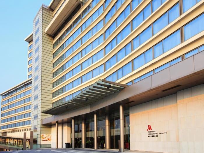 香港天際萬豪酒店的圖片1
