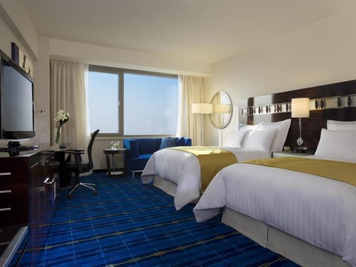 香港天際萬豪酒店的圖片2