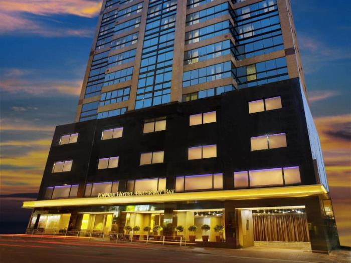 銅鑼灣皇悅酒店的圖片1